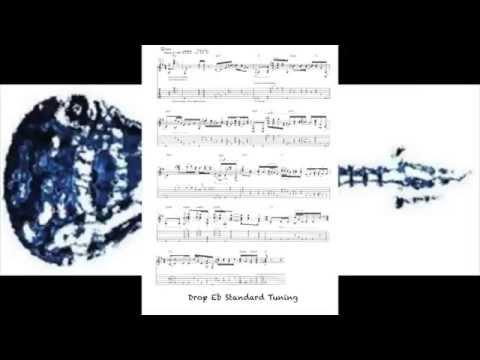 Little Wing - Jimi Hendrix Lead Sheet +Tab ROCK BLUES 60 bpm Video 4