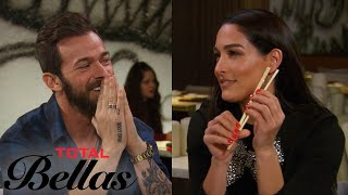 Nikki Wants to Train With Artem Chigvintsev...But Brie Disagrees | Total Bellas | E!