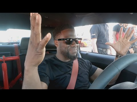 Drifting at the Track! | Kevin Hart's Muscle Car Crew | MotorTrend