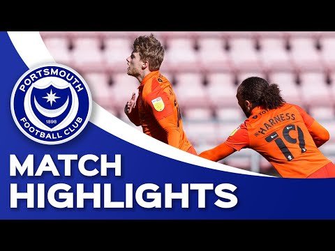Wigan Portsmouth Goals And Highlights