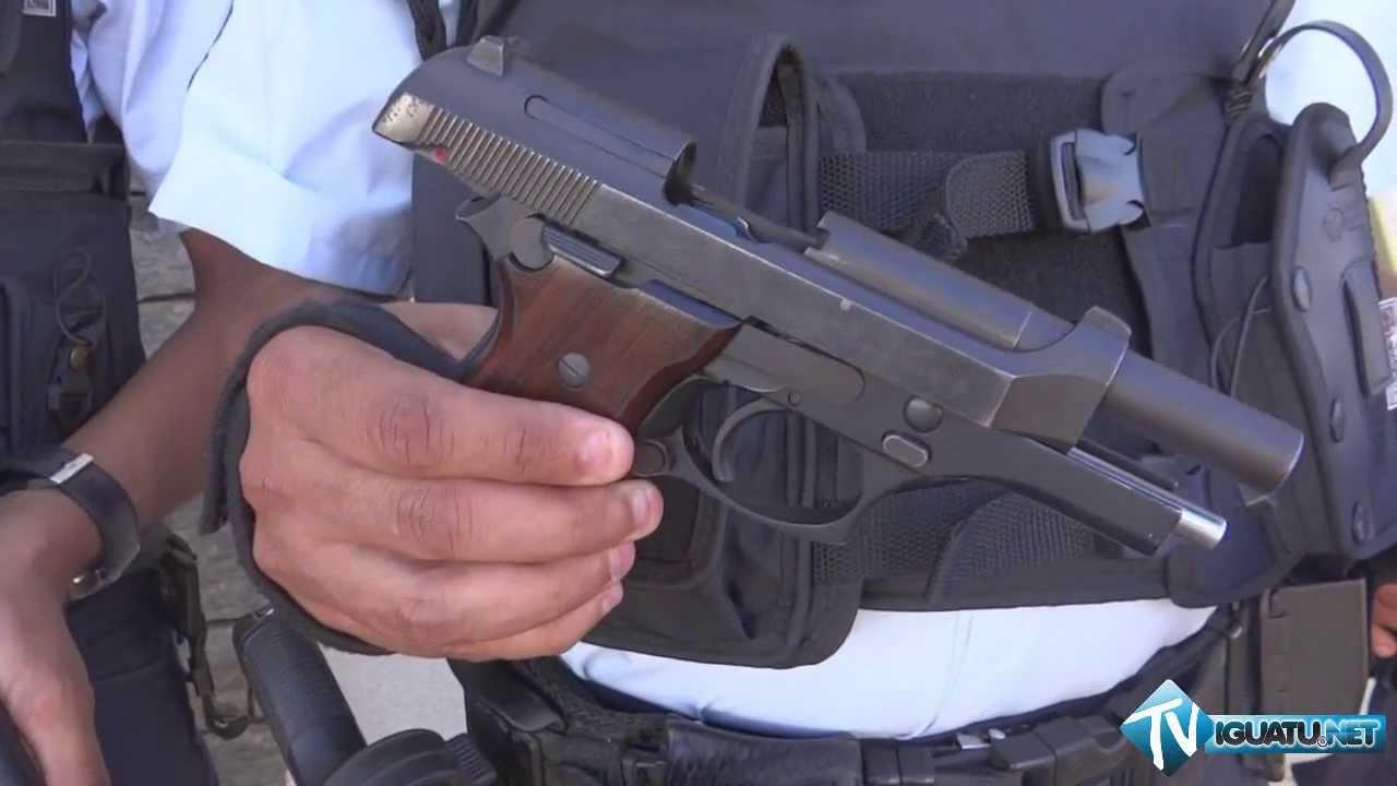 militares apreendem pistola cal 765 com jovem em iguatu youtube
