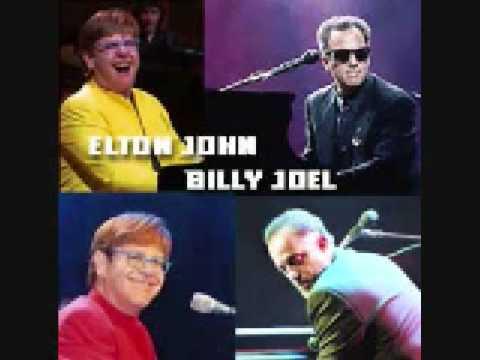Elton John & Billy Joel-You May Be Right (Live) mp3