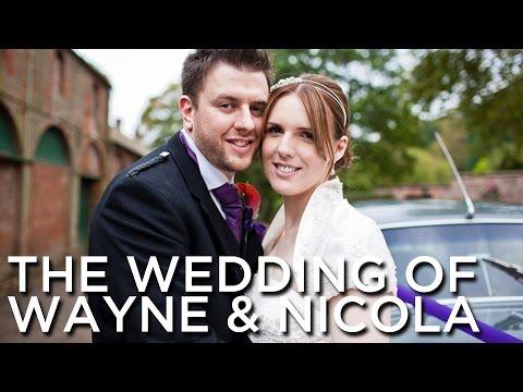 2011-10-01 'The Wedding Of Mr. Wayne Tams & Miss. Nicola Sneddon'