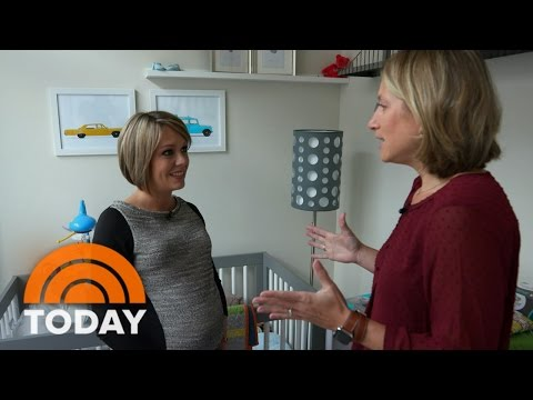 Dylan Dreyer Gets Last-Minute Baby Questions Answered | TODAY