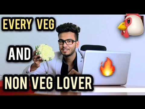 EVERY VEG AND NON VEG LOVER IN THIS WORLD - ELVISH YADAV