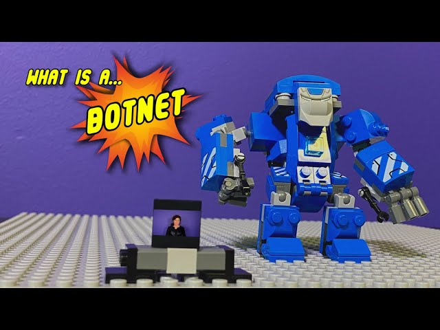 What is a botnet — and how does it work?