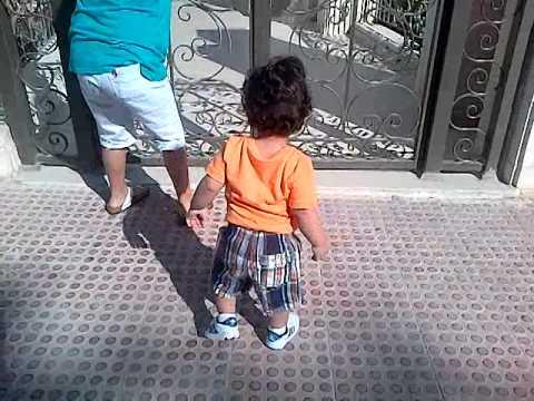 Faris - Summer Vacation Amman 2013