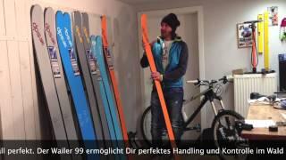 DPS Ski 2013 2014 Wailer 99 Ski Pure 3,Review, Vorstellung Telemark, Freeride, Freeski telemarkstore