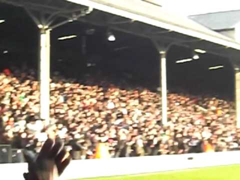 Fulham vs. Chelsea, 1:0 Clint Dempsey