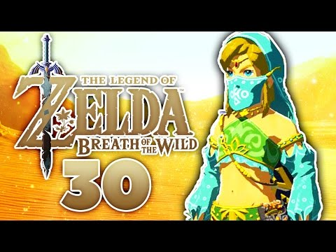 DER WEG ZU DEN GERUDOS! ⚔ #30 • Let's Play Zelda: Breath of the Wild