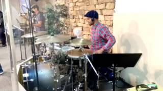 one way  drum cover