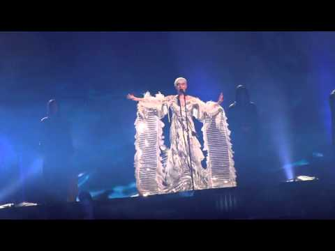 ESCKAZ in Stockholm: Nina Kralji? (Croatia) - Lighthouse second rehearsal