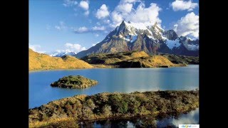 Води суходолу Південної  Америки