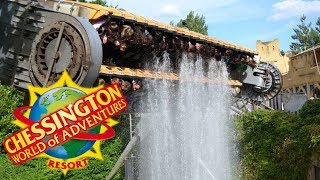 Chessington World Of Adventures Vlog April 2019