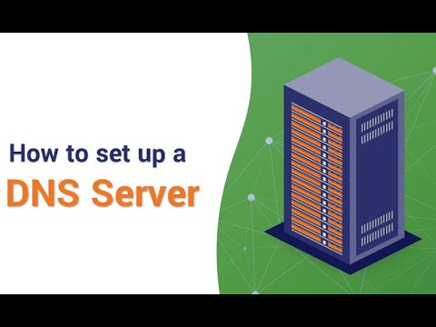How To Make a DNS Server | Configure DNS Server | Packet Tracer
