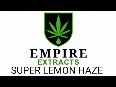 First Time Using CBD| Empire Wellness Extracts Unbox