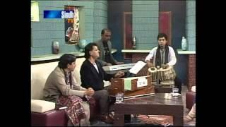 yaar dadhi Ishq Atish Lai Hai by singer kamran kirwane (original sung by ustad juman)
