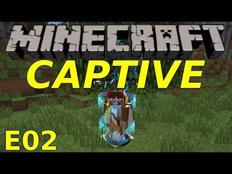 Minecraft - The Crew Is Captive - Episode 2