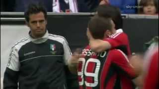 Pippo Inzaghi - Ultimo gol HD