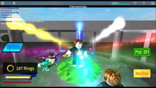 Sonic Ultimate RPG Roblox: Hyper Sonic Incantation Easter Egg. (+ Description of what to say!)