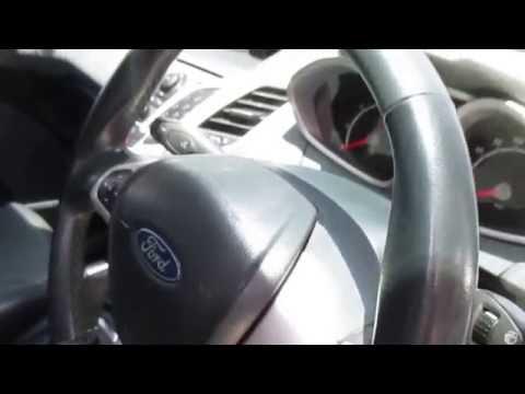 ขายรถเก๋ง มือสอง รถราคาถูก ยี่ห้อ Ford (ฟอร์ด เฟียสต้า) รุ่น Fiesta สีบรอนซ์เงิน ปี 2011