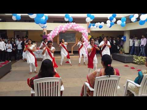Gajanana| group dance| bajirao mastani - Nidhi Kishore