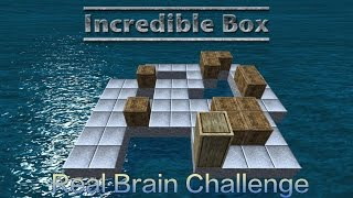 Incredible Box-Brainstorm - Gameplay (ios, ipad) (ENG)