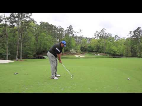 Worst tee shot ever at Augusta National's 12th hole