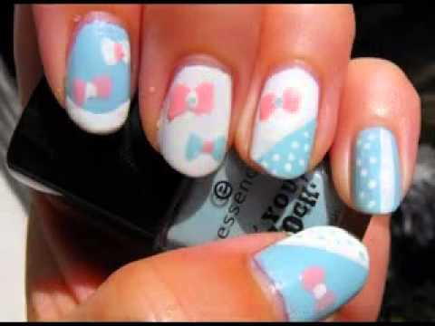Beautiful korean nail art gallery
