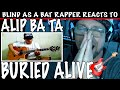 HOW DOES HE DO THIS?? Alip Ba Ta - Buried Alive - Avenged Sevenfold COVER fingerstyle REACTION