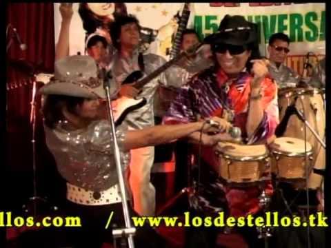 PATRICIA - LOS DESTELLOS  - CUMBIA PERUANA EN VIVO Contratos: 9855-18100 / RPM *199902