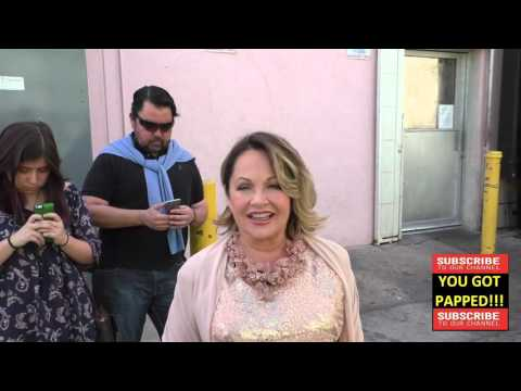 Charlene Tilton talks about being nominated at the The Roger Neal Style Hollywood Oscar Viewing Dinn