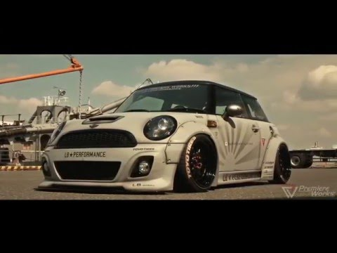 Lbperformance Liberty Walk Zero Fighter Mini Cooper S R56 Premier