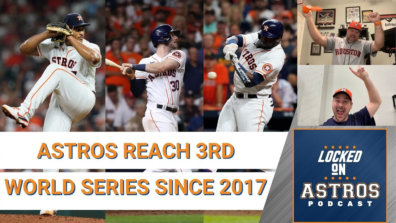 World Series 2021: How the Astros built their AL champion roster ...
