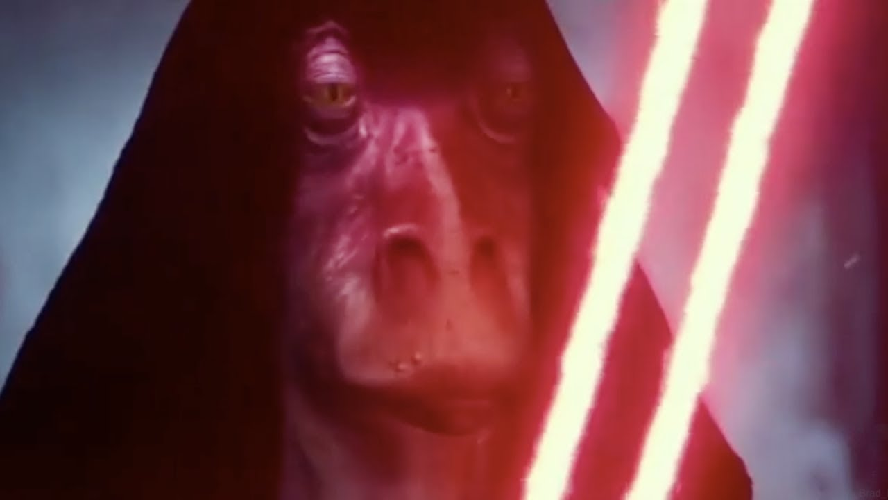 The Real Sith Lord Of Episode 9 Youtube