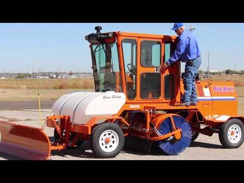 Broce Broom 350 Series Training Video