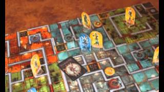 Dungeon Twister review by igorigorevich (rus)