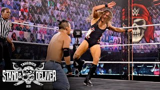 Kushida vs. Pete Dunne: NXT TakeOver: Stand & Deliver, April 7, 2021 Thumb