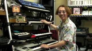 """""""Sake Rock/Martin Denny"""" Playing the Vintage Synsesizers. Performed..."""