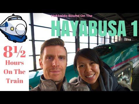 Hayabusa 1 - Headed to Hokkaido | Japan 2016 | Episode 2
