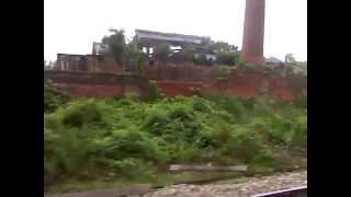 Maurya Express (15028) Passing Pachrukhi Sugar Mill