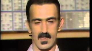 Frank & Moon Zappa - On The Record Interview 1982