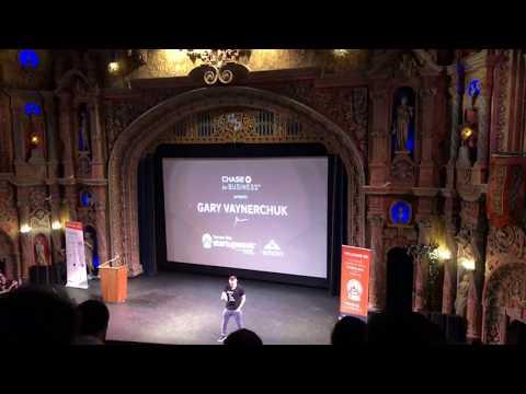 Gary Vaynerchuk @ The Tampa Theatre Tampa Florida
