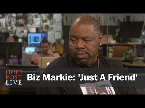 Rapper Biz Markie's Hit Record 'Just A Friend' Was Rejected By The Industry