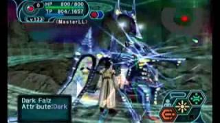 Phantasy Star Online - Final Boss Ep01 ~