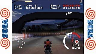 Ducati World Racing Challenge - SEGA Dreamcast Gameplay Sample HD - Demul Emulator