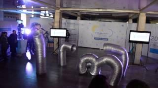 Аренда звукового и светового оборудование в Днепропетровске www.expo-dnepr.dp.ua(Полное техническое оснащение мероприятий, аренда звукового и светового оборудования, монтаж сцен и подиум..., 2015-04-24T20:31:40.000Z)