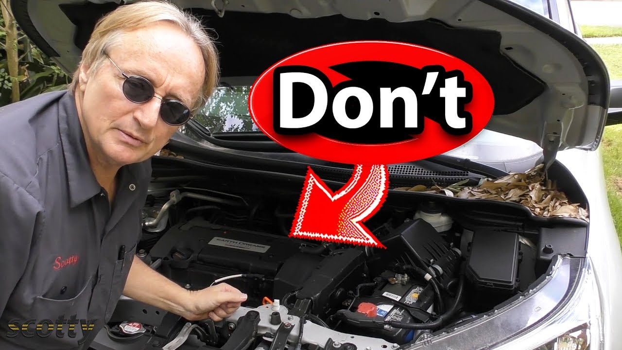 Never Buy a Honda With This Engine