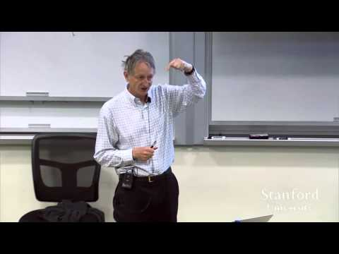 Stanford Seminar - Can the brain do back-propagation?