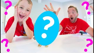 Father & Son GET BEST TOY EVER! / Mystery AVENGERS Action Figure
